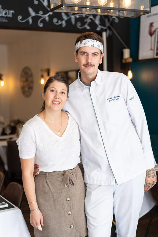 Le Ptit Mich Restaurant Tours 5